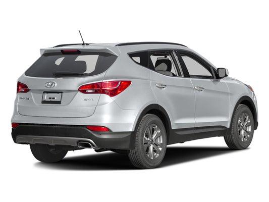 2016 Hyundai Santa Fe Sport 2 4 Base