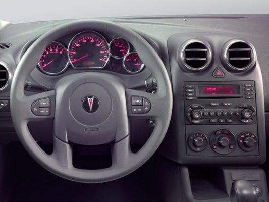 pontiac g6 gtp 2006 recalls