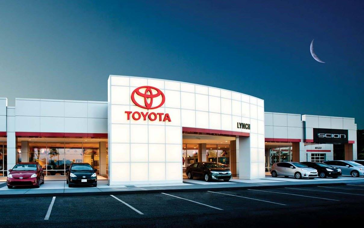 Ames Car Dealers >> Why choose Lynch Toyota for Your Next Vehicle Purchase ...