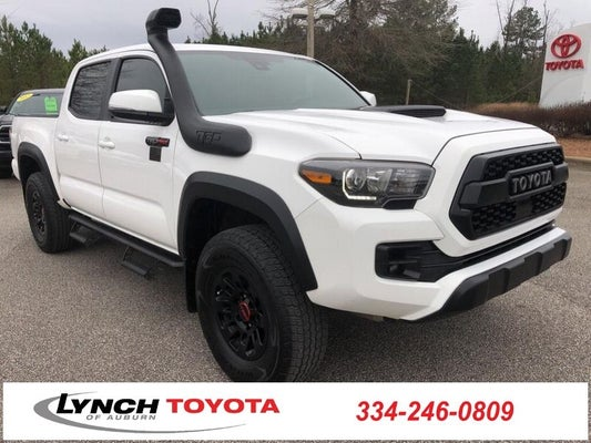 Ongekend 2019 Toyota Tacoma 4WD TRD Pro - Toyota dealer serving Auburn AL TO-55