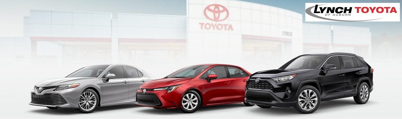 Lynch Toyota Auburn >> Nationwide Lifetime Powertrain Warranty Lynch Toyota Of Auburn